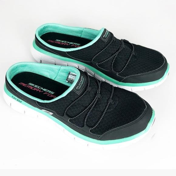 skechers shoes flex sole